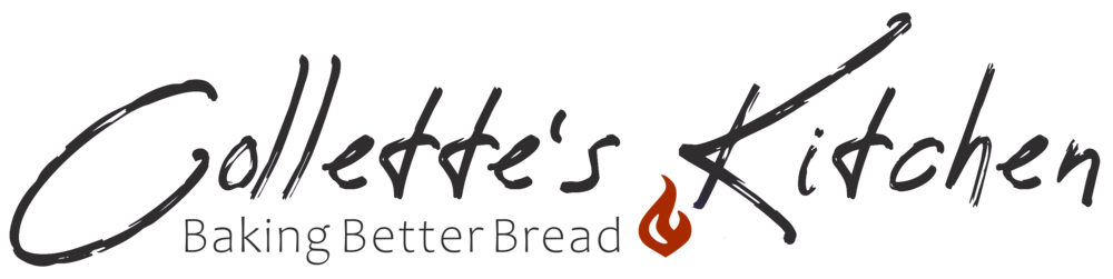 New Logo for Collette's Kitchen (new website coming Nov. 2018)