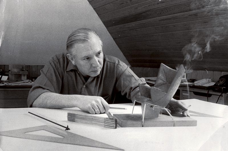 Wegner at work