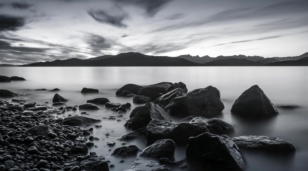 Bowen Island, British Columbia, Photo by Brett Hitchins