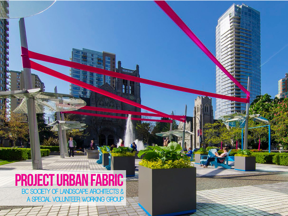 Project Urban Fabric, World Landscape Architecture Spread 1, photography by Brett Hitchins