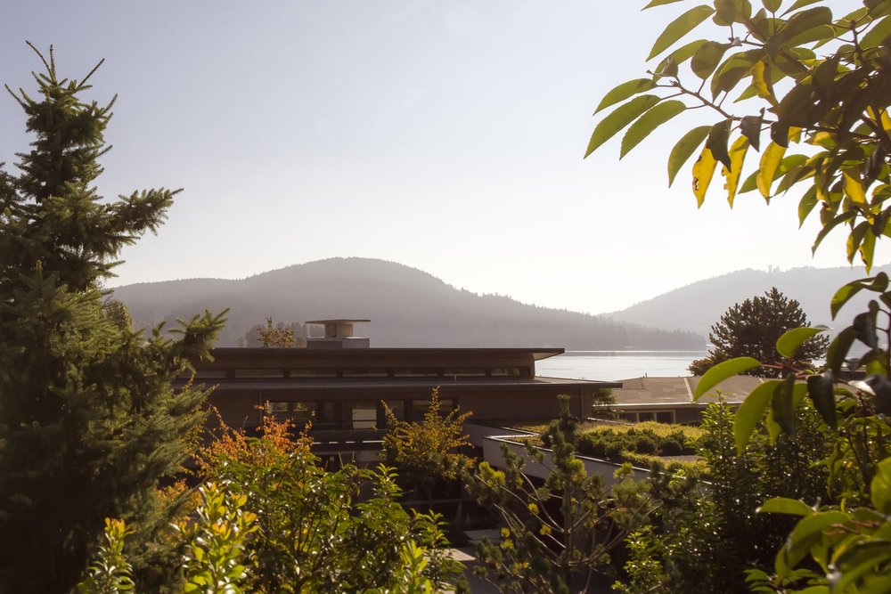 Cove's End modern Vancouver waterfront home