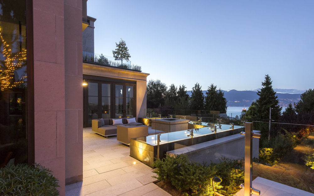 Vancouver residential landscape architecture garden design by Paul Sangha
