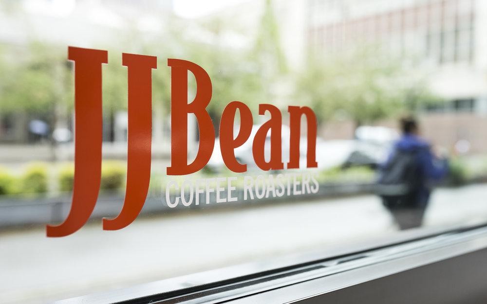 JJ Bean Dunsmuir coffee shop