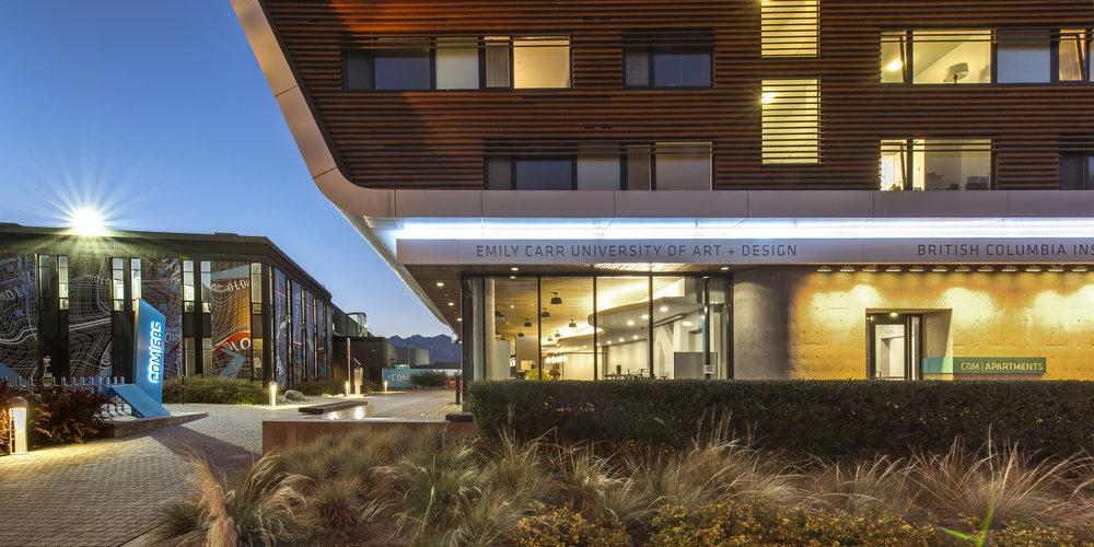 Centre for Digital Media by Perry + Associates