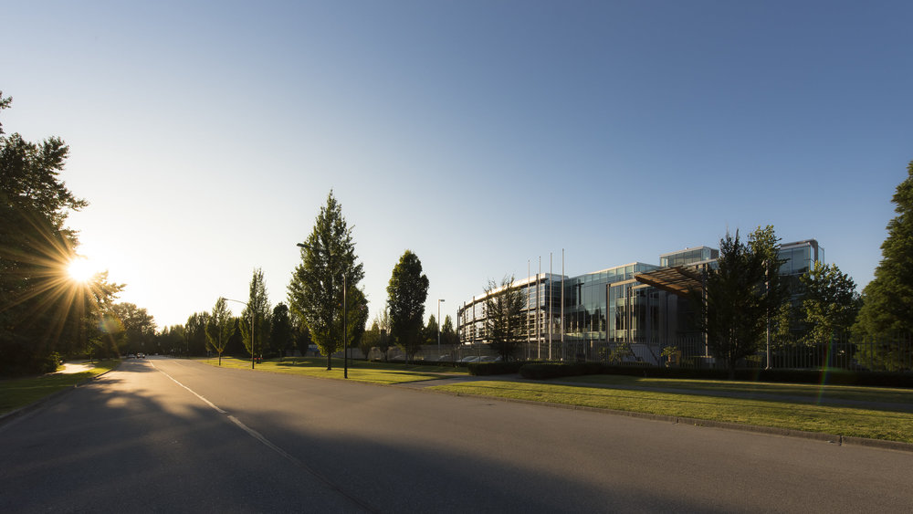 Glenlyon Business Park Vancouver architecture photography