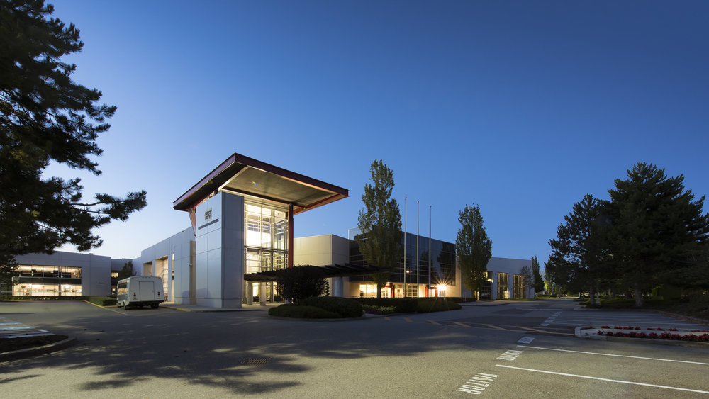 Glenlyon Business Park architecture photography