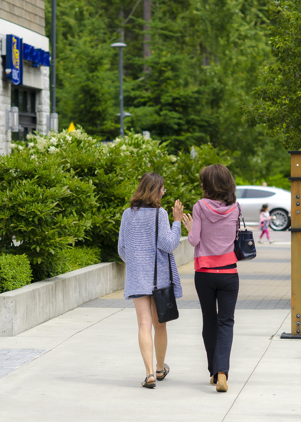 UBC Wesbrook Village Streetscape