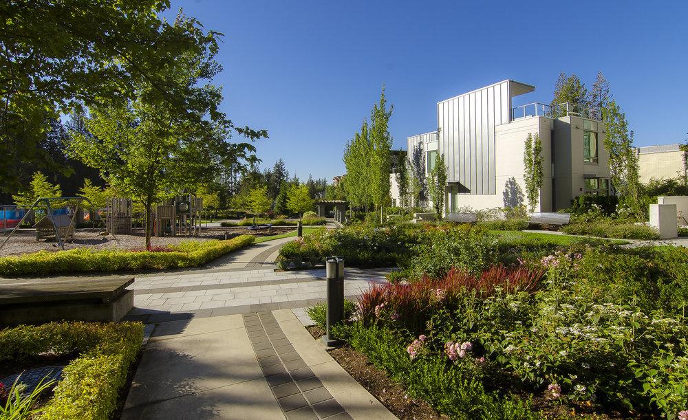 UBC Wesbrook Village Khorana Park