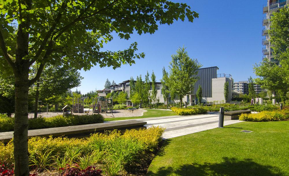 Khorana Park UBC Wesbrook Village