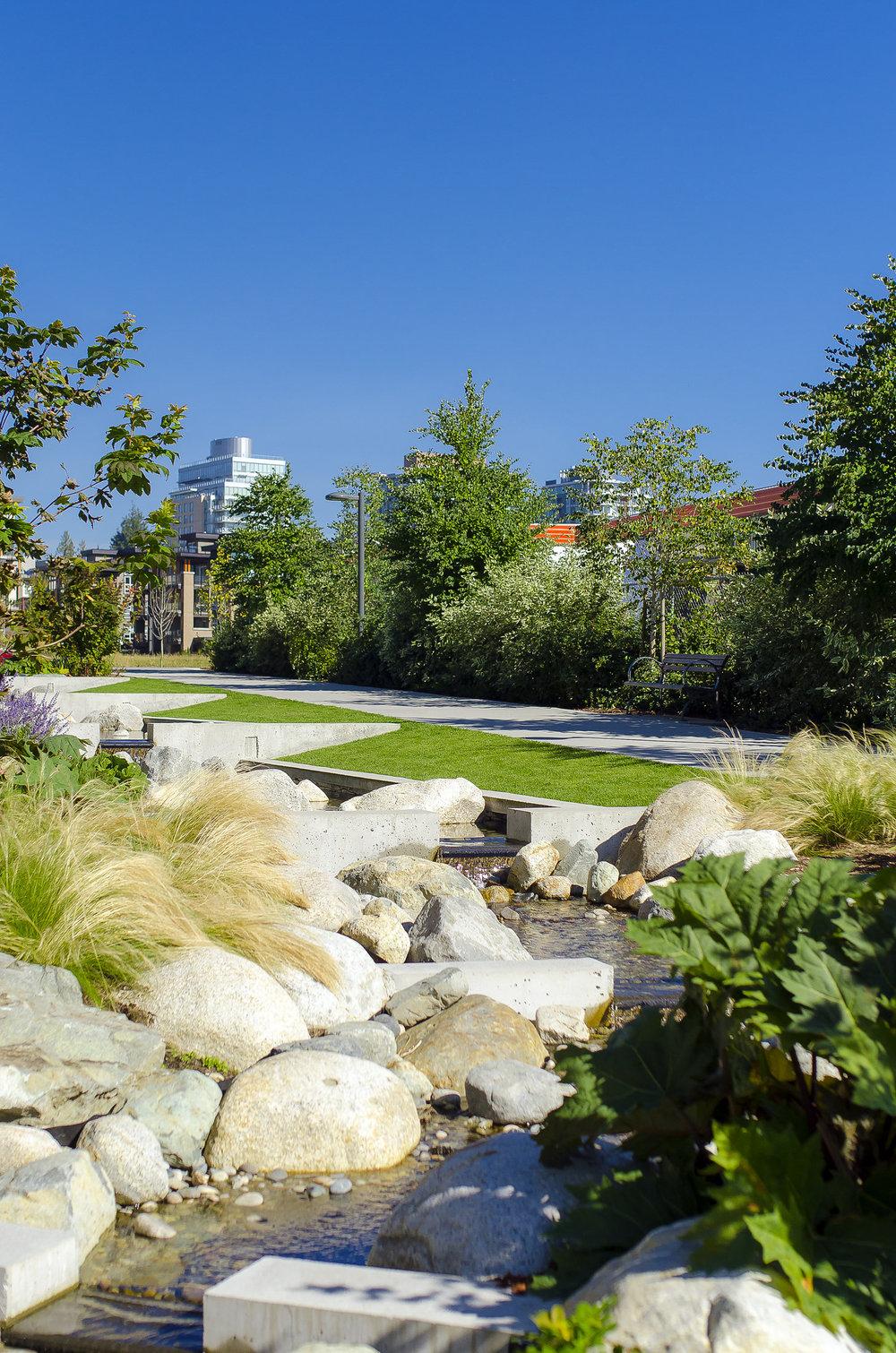 Webber Lane UBC Wesbrook Village