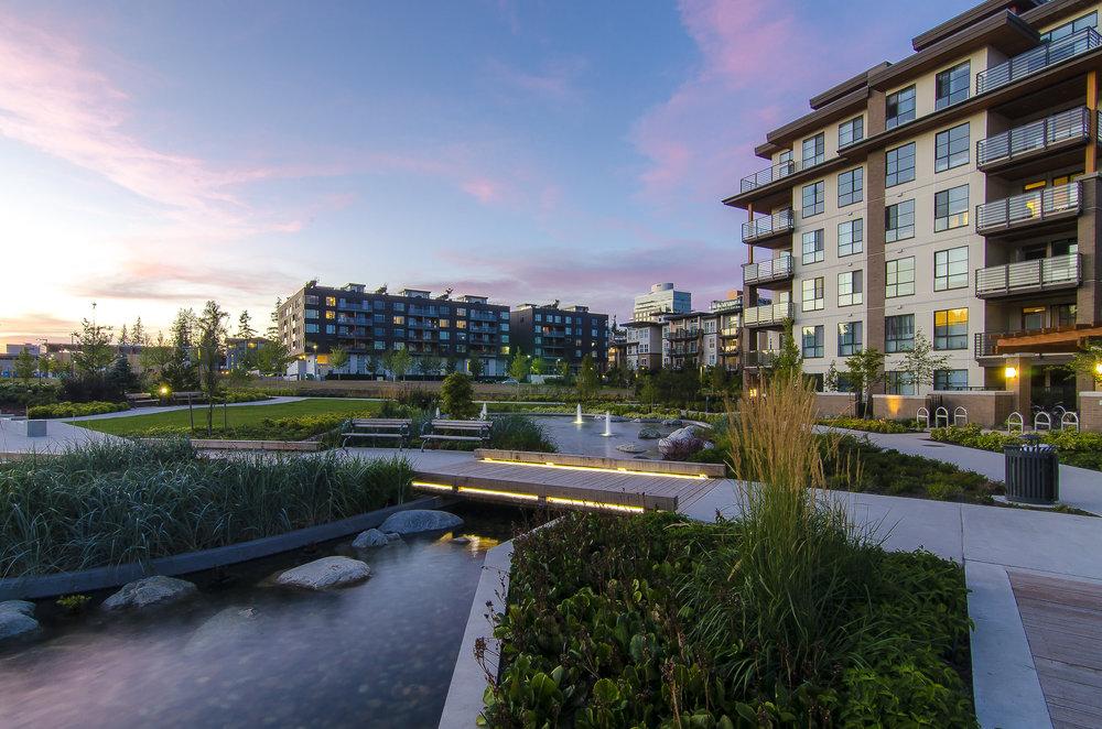 Mundell Park UBC Wesbrook Village