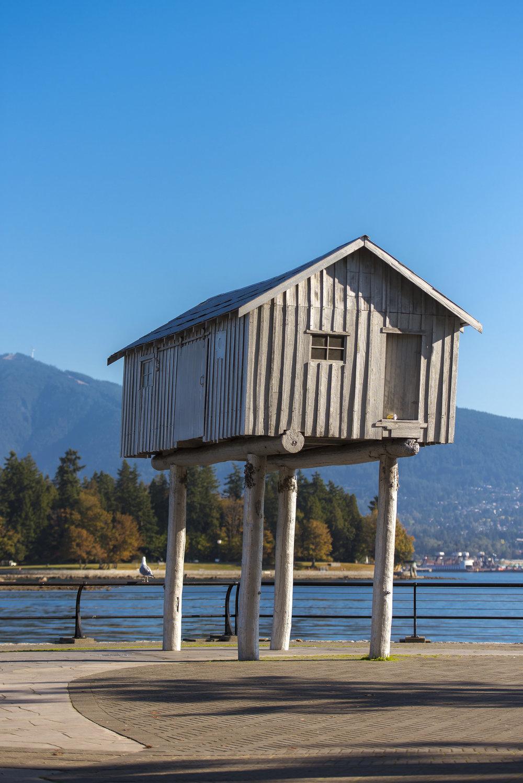 Coal Harbour Public Art in Vancouver