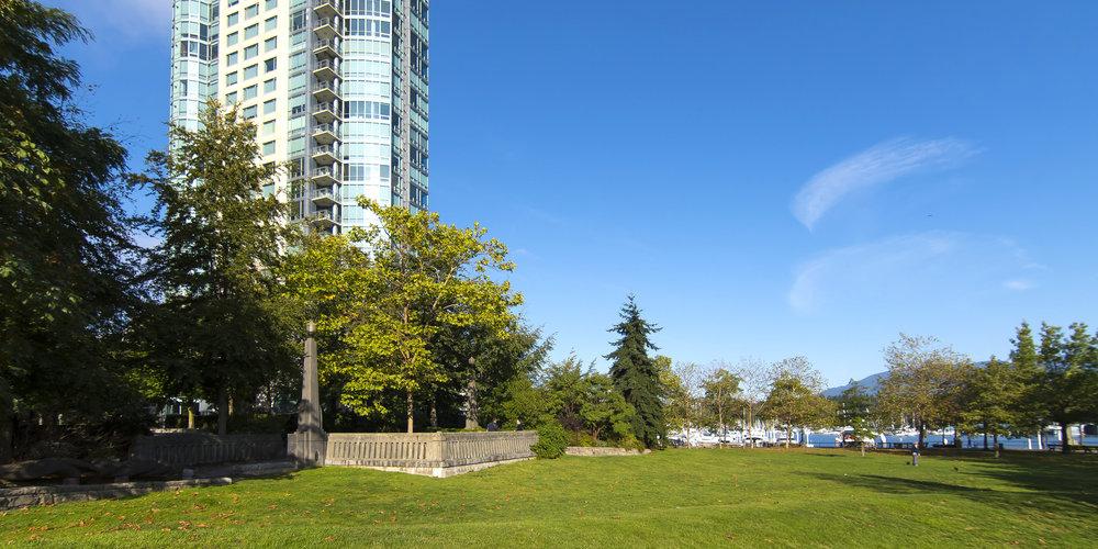 Harbour Green Park Coal Harbour Vancouver