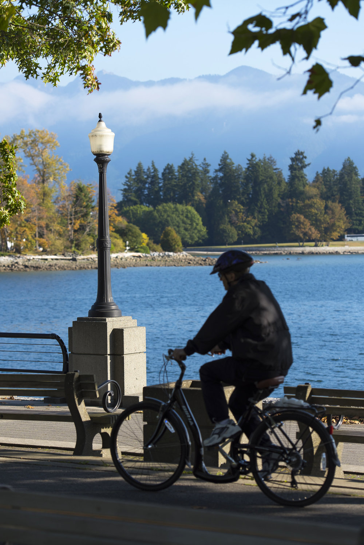 Coal Harbour Vancouver by landscape architecture by PFS Studio