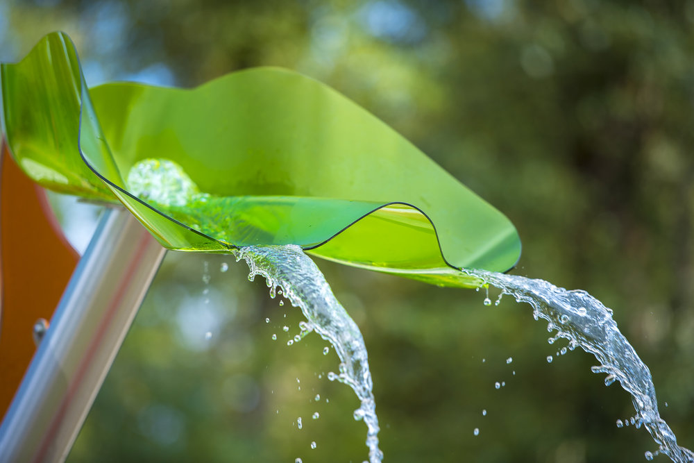 Cameron Park splash park water play