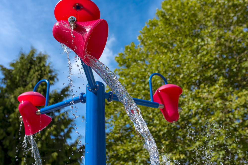 Suncrest splash park