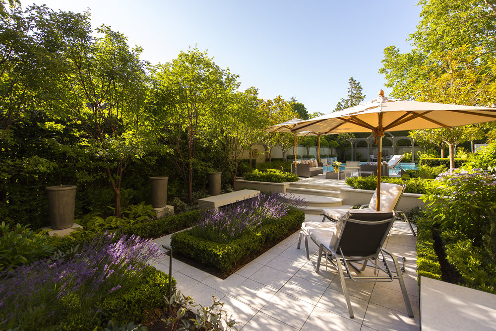 Vancouver home and garden design by Paul Sangha