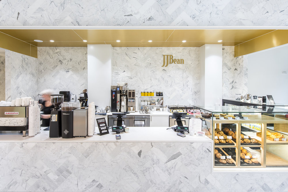 JJ Bean Dunsmuir interior architectural photography Vancouver
