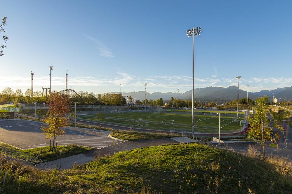 Empire fields landscape architecture Vancouver by PFS Studio