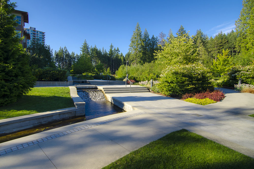 UBC Wesbrook Village Smith Park by Perry + Associates Landscape Architects