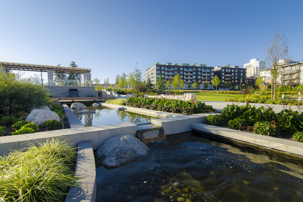 UBC Wesbrook Village Mundell Park by Perry + Associates Landscape Architects