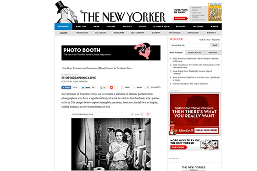 The New Yorker (Final photo of slideshow)