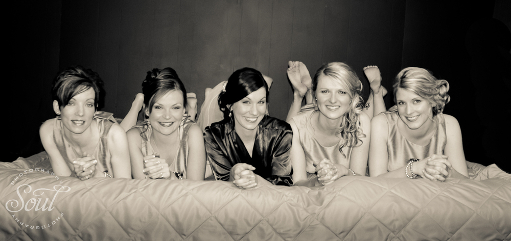 Girls on Bed B&W.jpg