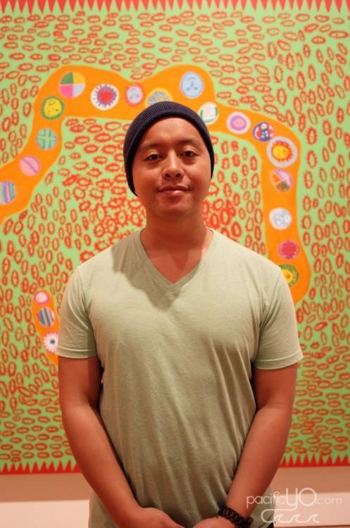 Seattle Art Museum - Yayoi Kusama - Infinity Mirror - 17.JPG