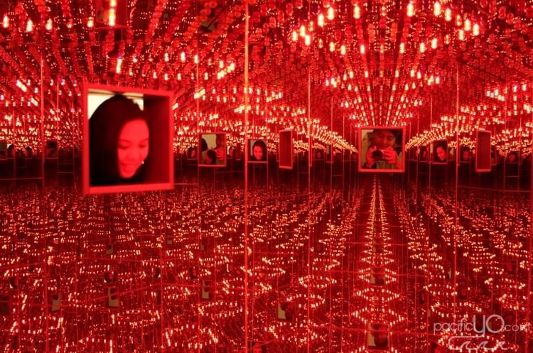 Seattle Art Museum - Yayoi Kusama - Infinity Mirror - 01.JPG