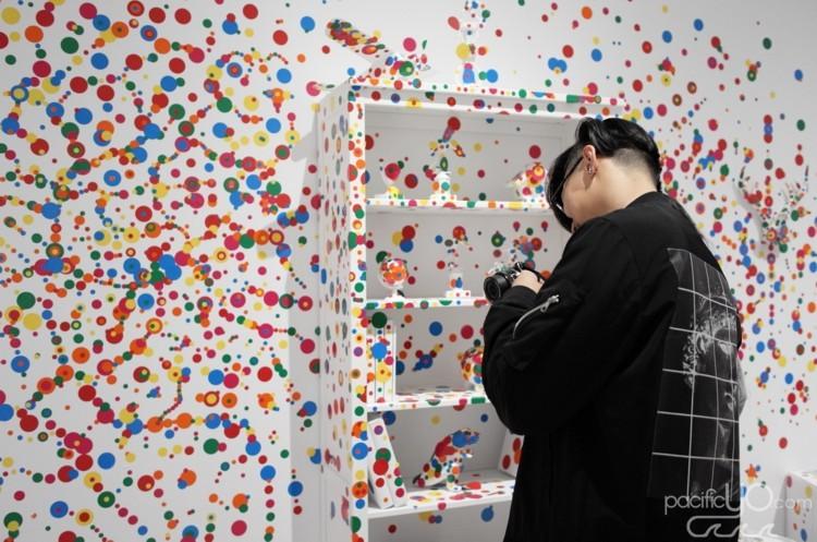 Seattle Art Museum - Yayoi Kusama - Infinity Mirror - 04.JPG