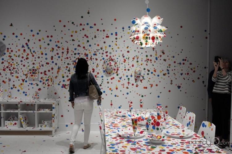 Seattle Art Museum - Yayoi Kusama - Infinity Mirror - 05.JPG