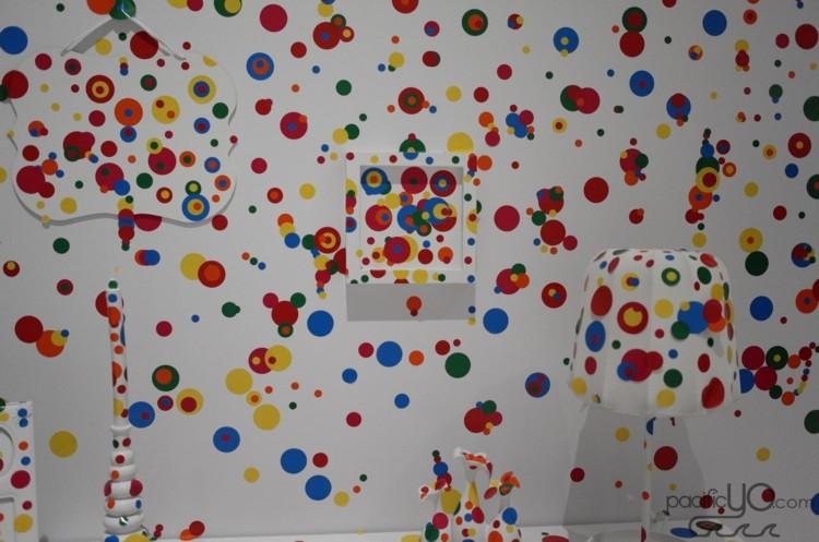 Seattle Art Museum - Yayoi Kusama - Infinity Mirror - 06.JPG