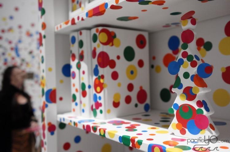 Seattle Art Museum - Yayoi Kusama - Infinity Mirror - 09.JPG