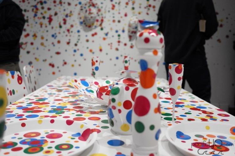 Seattle Art Museum - Yayoi Kusama - Infinity Mirror - 10.JPG