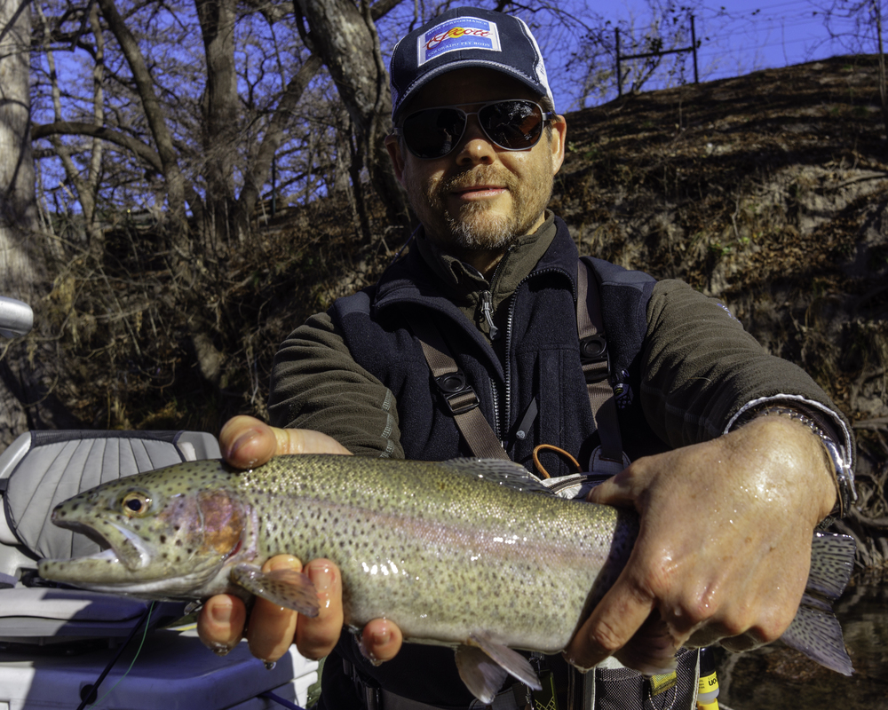Guadalupe River Rainbow