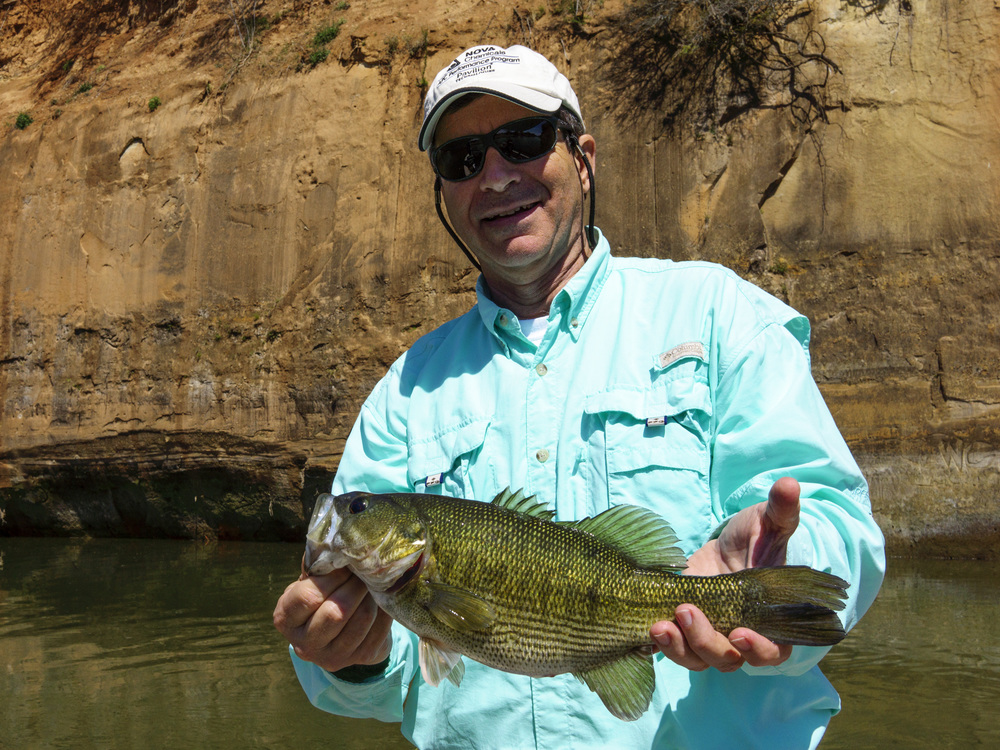 Colorado River Guadalupe Bass