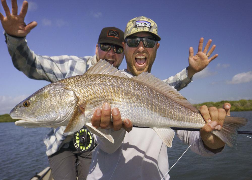 Big Texas Redfish