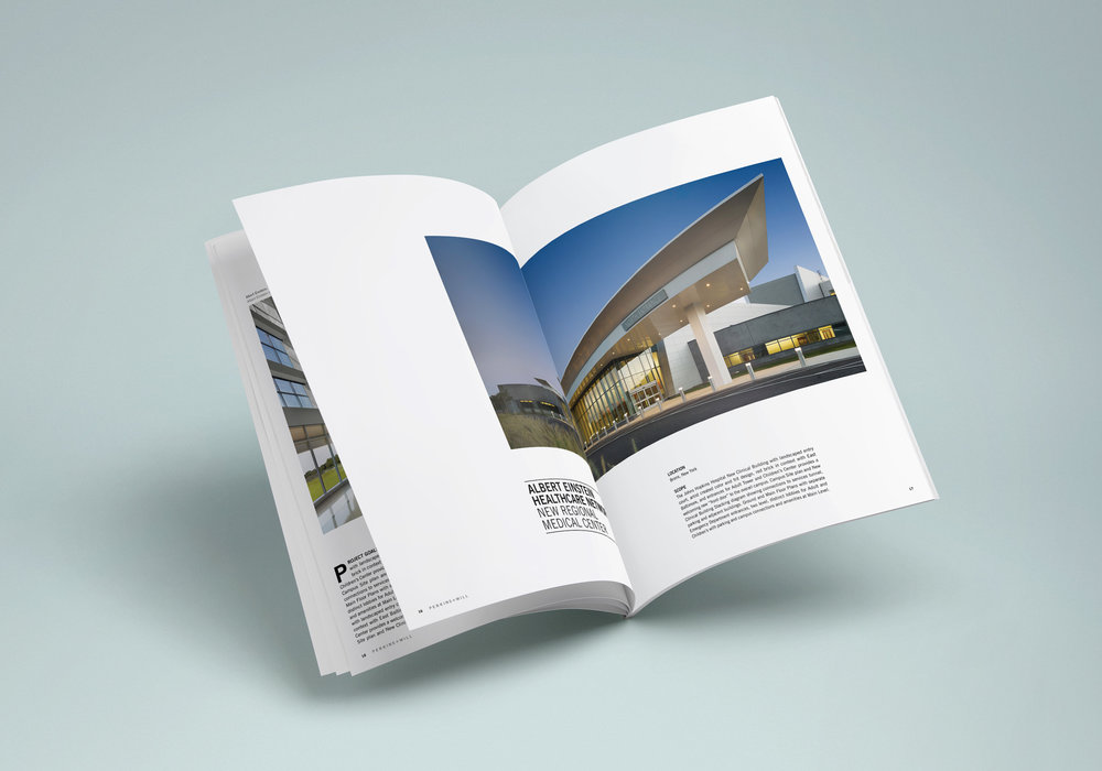 Healthcare Book Derrin K Hawkins Design