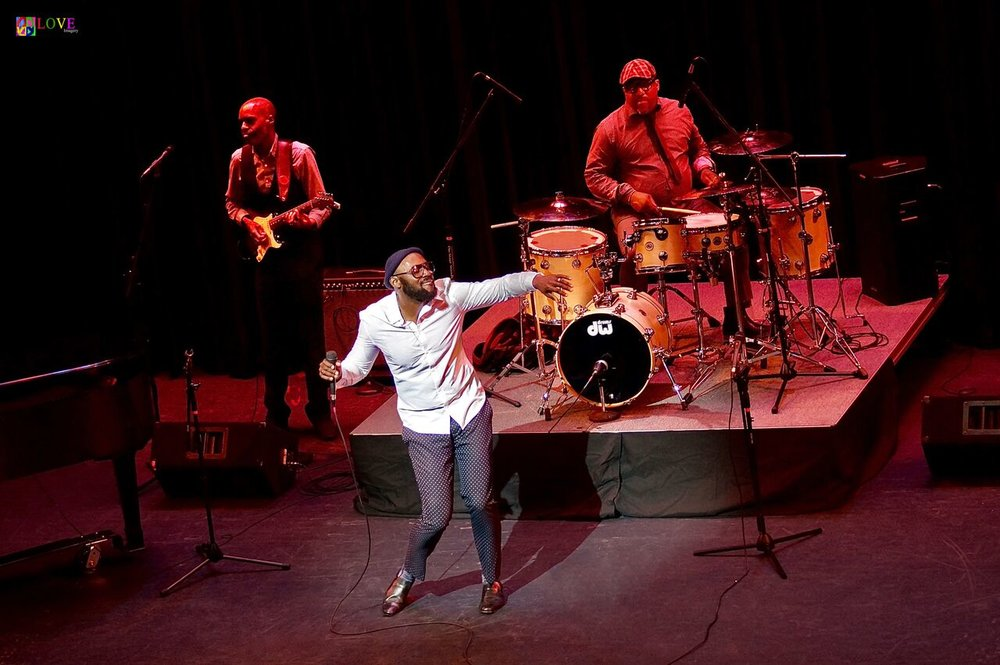 The Marvin Gaye Experience -