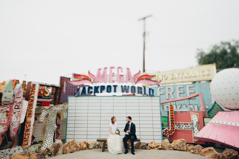 Lorraine & Trevor neon museum and desert elopement-1045.jpg