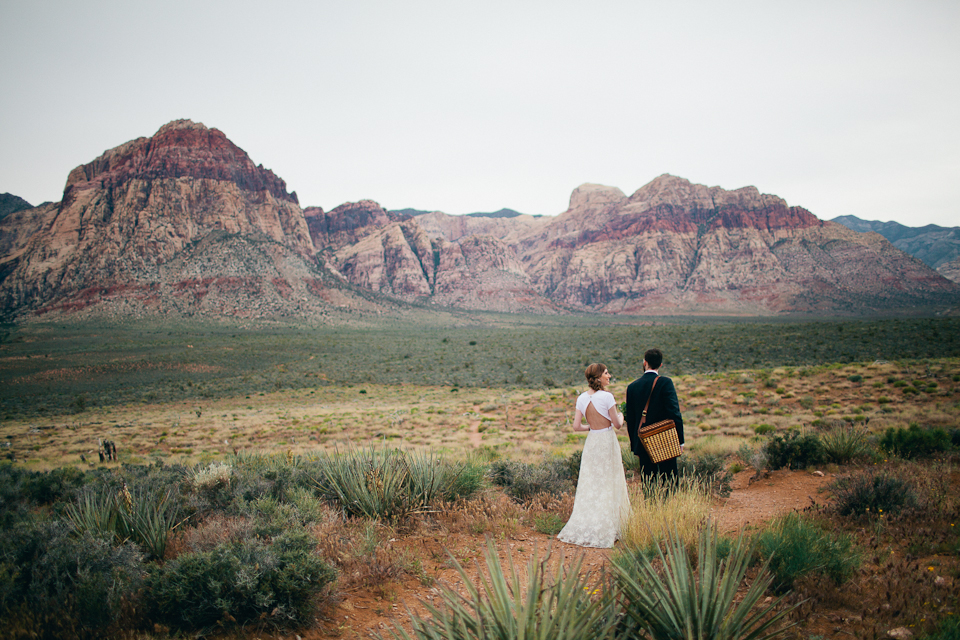 Lorraine & Trevor neon museum and desert elopement-1078.jpg