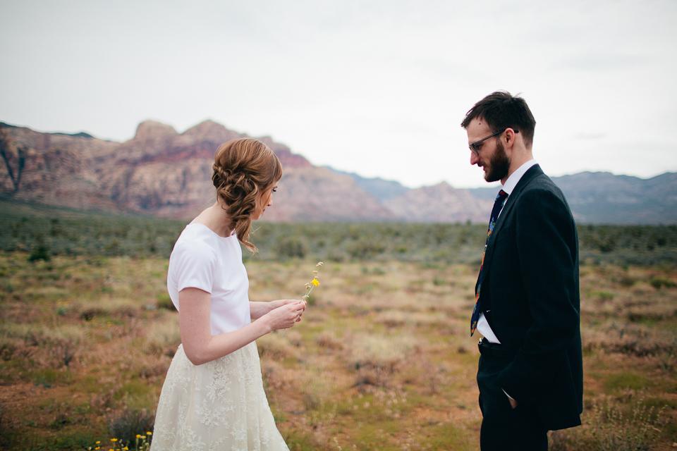 Lorraine & Trevor neon museum and desert elopement-1086.jpg