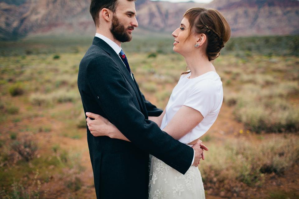 Lorraine & Trevor neon museum and desert elopement-1117.jpg