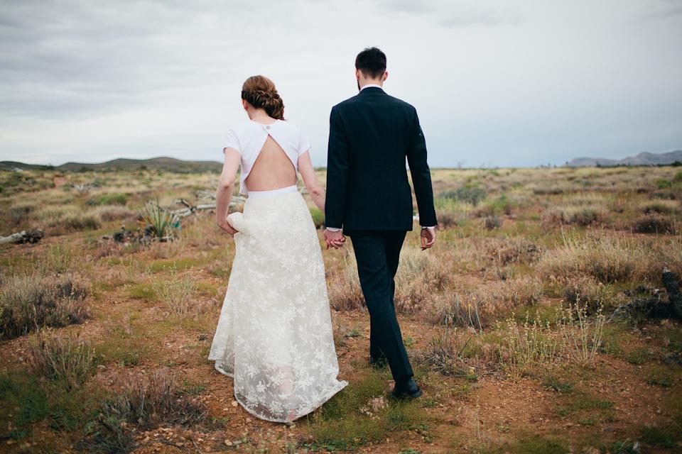 Lorraine & Trevor neon museum and desert elopement-1137.jpg