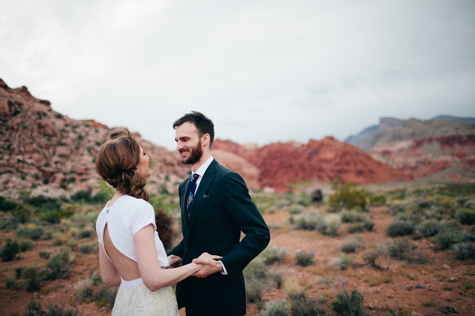Red Rock elopement