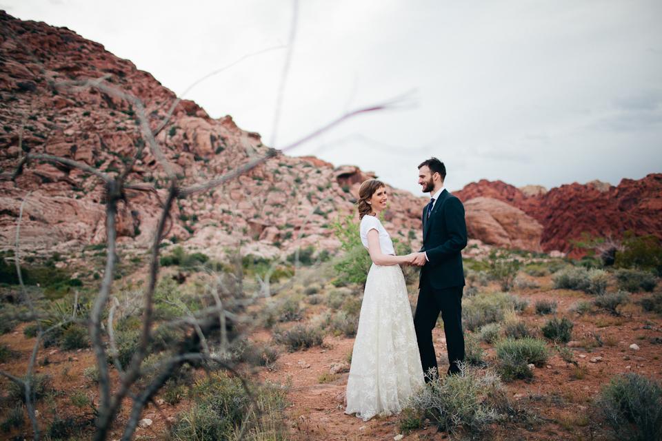 Lorraine & Trevor neon museum and desert elopement-1176.jpg