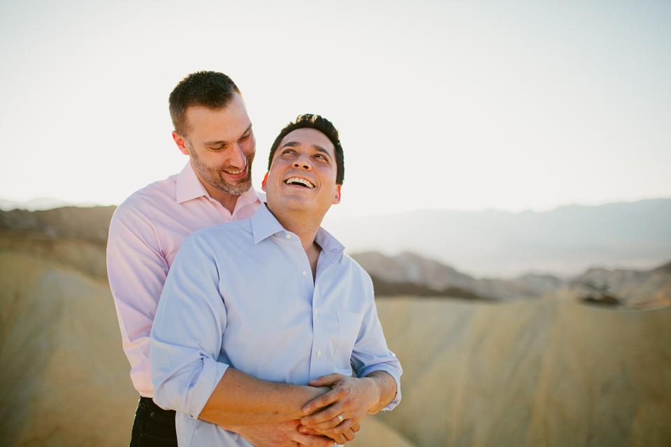 Same sex wedding photography