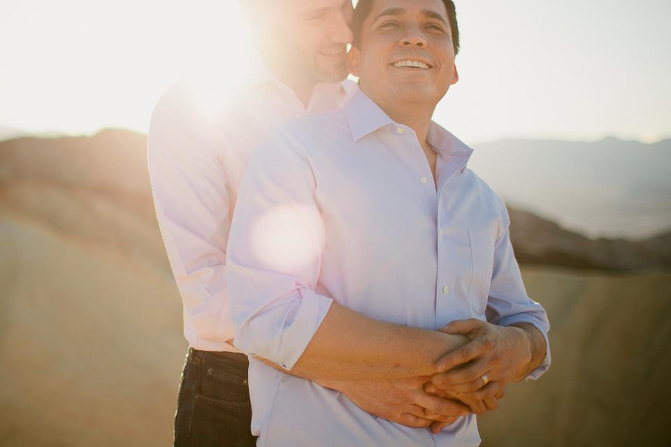 Las Vegas Same sex wedding photography
