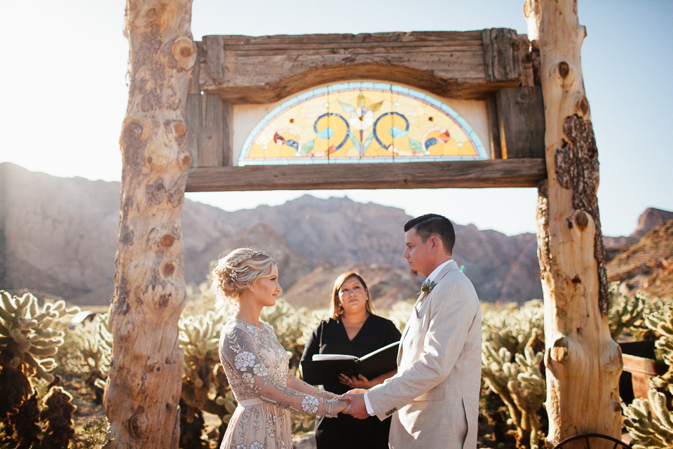 Eldorado Canyon Wedding