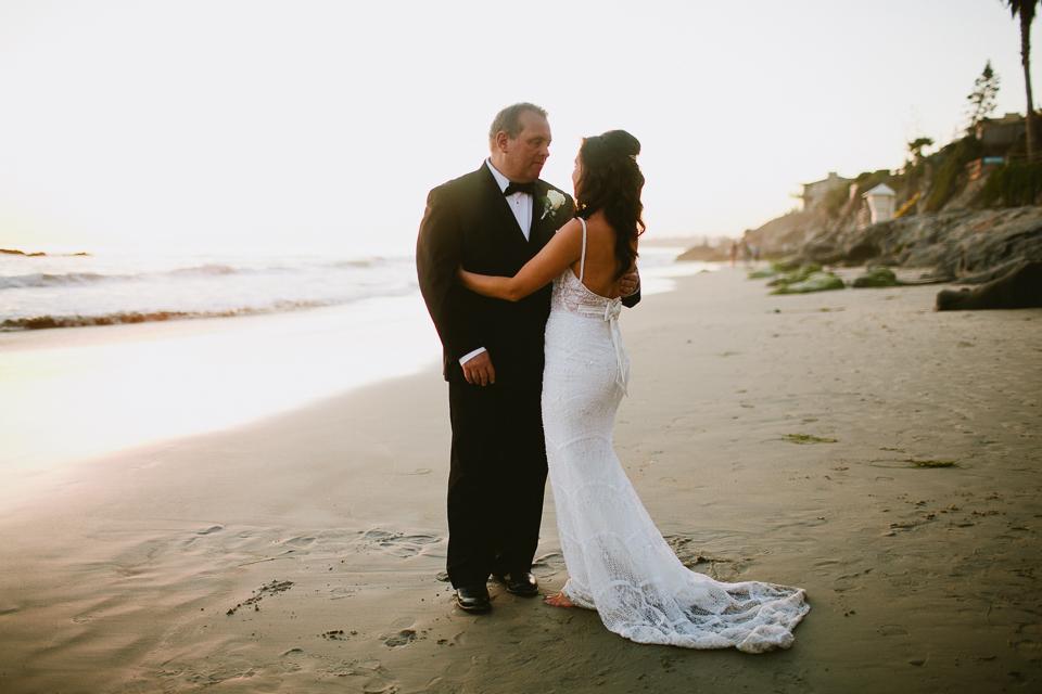 moody orange county wedding photographer
